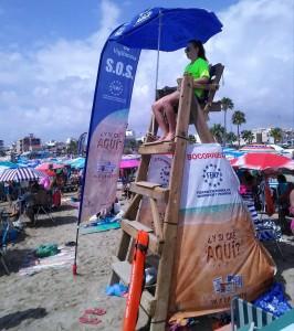 Campaña playas 2018